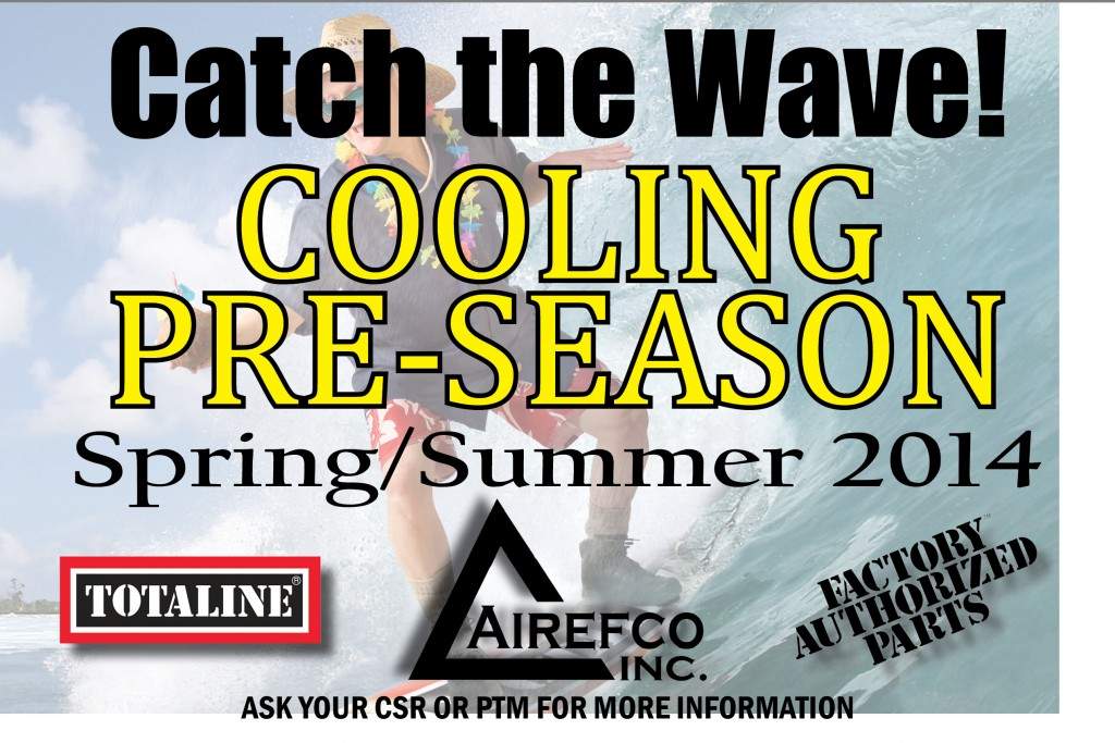 Home Page - Promotions - Pre-Season - Spring & Summer 2014